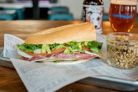 Italian Sub from Longtable Beer Cafe in Middleton, WI