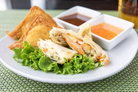 Vegetable Egg Roll from Manila Resto in Oshkosh, WI