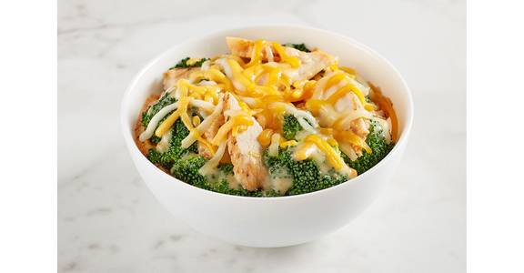 Kid's Chicken & Broccoli Bowl from McAlister's Deli - Topeka (1403) in Topeka, KS