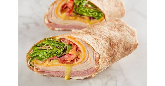 McAlister's Club Wrap from McAlister's Deli - Topeka (1403) in Topeka, KS