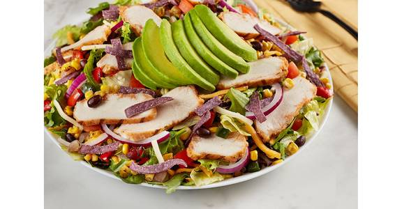 Southwest Chicken & Avocado Salad from McAlister's Deli - Topeka (1403) in Topeka, KS