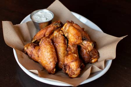 10 Piece Traditional Bone-In Wings from Midcoast Wings - Eastside in Madison, WI