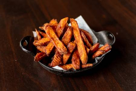 Sweet Potato Fries from Midcoast Wings - Hilldale in Madison, WI