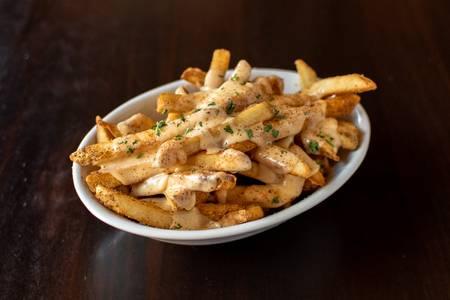 Cheese Fries from Midcoast Wings - Wausau in Wausau, WI