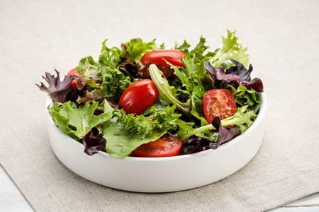 Organic Farmer's Salad from Mission Crisp in Pasadena, CA