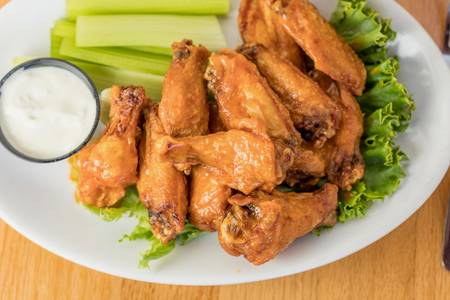 Buffalo Wings from Mogie's Pub & Restaurant in Eau Claire, WI