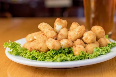 Cheese Curds from Mogie's Pub & Restaurant in Eau Claire, WI