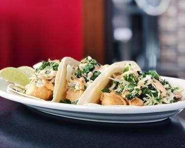 Monk's Street Tacos (3) from Monk's Bar & Grill - Sun Prairie in Sun Prairie, WI