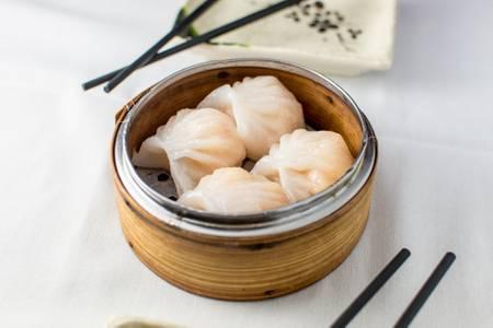 01. Nani's Shrimp Dumpling (GF) from Nani Restaurant in Madison, WI