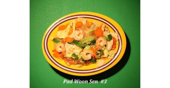 3. Pad Woon Sen from Narin's Thai Kitchen in Green Bay, WI