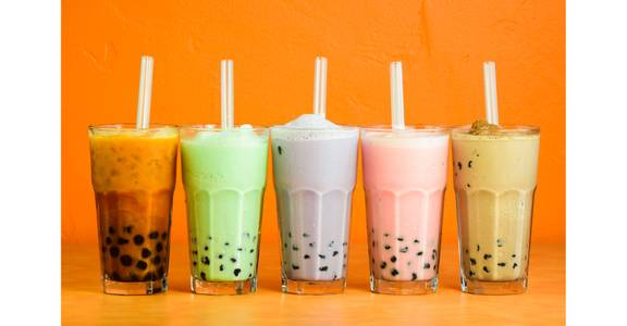Bubble Tea from Narin's Thai Kitchen in Green Bay, WI