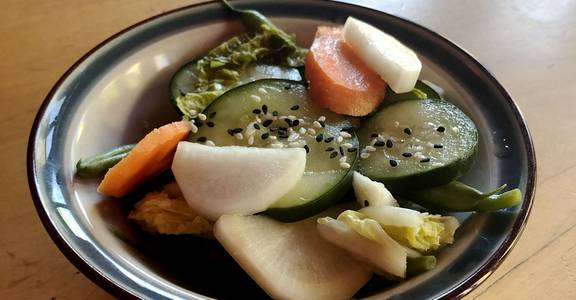 Pickled Vegetables Salad (V) from Natt Spil in Madison, WI