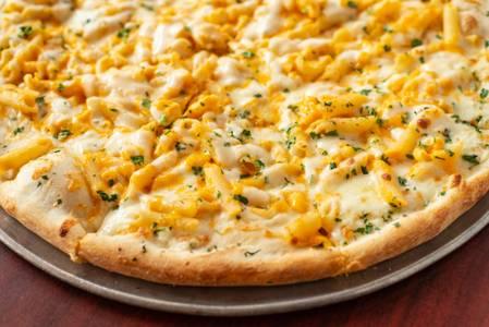Mac N Cheese Pizza from New York Pizza Depot - Ann Arbor in Ann Arbor, MI