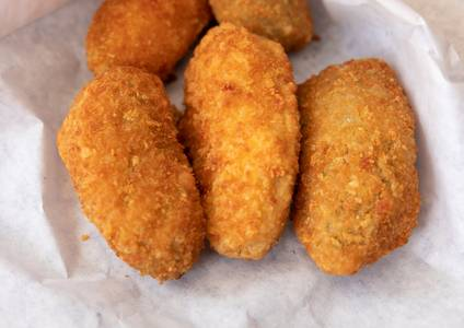 Jalapeno Poppers from Niko's Gyros in Oshkosh, WI