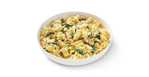 Cauliflower Rigatoni in Roasted Garlic Cream from Noodles & Company - Milwaukee Miller Parkway in Milwaukee, WI