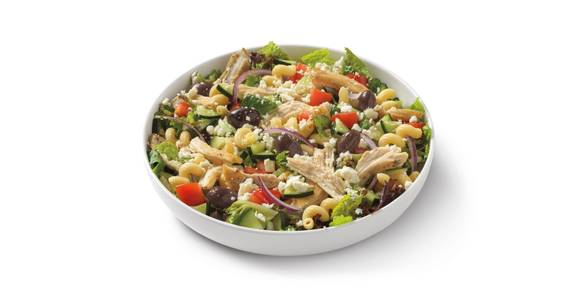 Med Salad with Grilled Chicken from Noodles & Company - Milwaukee Miller Parkway in Milwaukee, WI