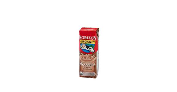 Organic Low-fat Chocolate Milk  from Noodles & Company - Green Bay S Oneida St in Green Bay, WI