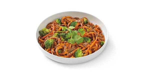 Japanese Pan Noodles with Marinated Steak from Noodles & Company - Lawrence in Lawrence, KS