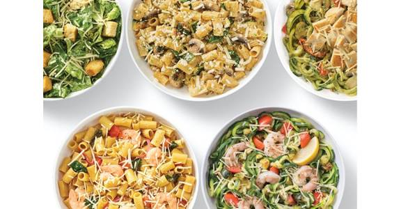 Zoodles & Caulifloodles from Noodles & Company - Lawrence in Lawrence, KS