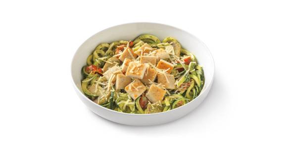 Zucchini Pesto with Grilled Chicken from Noodles & Company - Lawrence in Lawrence, KS