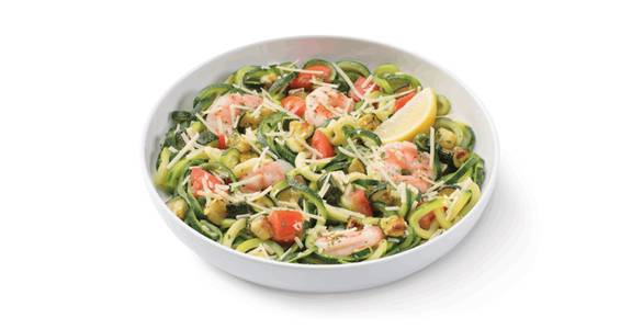 Zucchini Shrimp Scampi from Noodles & Company - Madison State Street in Madison, WI