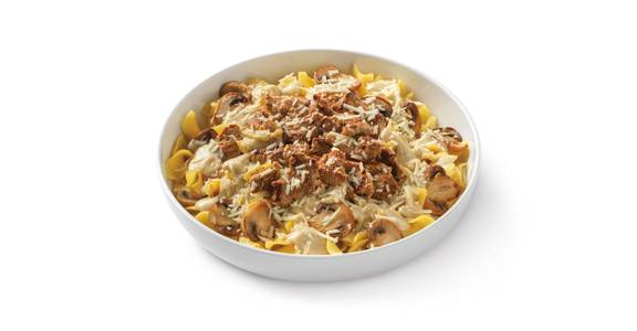 Steak Stroganoff  from Noodles & Company - Madison University Ave in Madison, WI