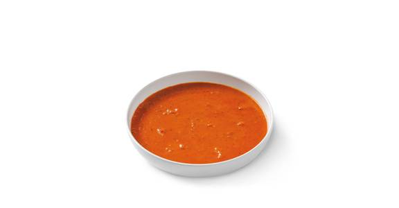 Tomato Basil Bisque from Noodles & Company - Manhattan in Manhattan, KS