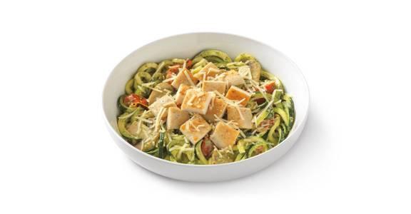Zucchini Pesto with Grilled Chicken from Noodles & Company - Manhattan in Manhattan, KS