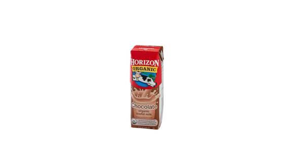 Organic Low-fat Chocolate Milk  from Noodles & Company - Onalaska in Onalaska, WI