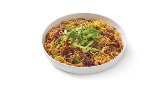 Spicy Korean Beef Noodles from Noodles & Company - Onalaska in Onalaska, WI