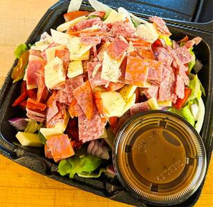Antipasto Salad from Nutter's Sandwich Shoppe in Newark, DE