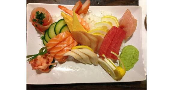 149. Combo Sashimi (18 Pcs) from Oishi Sushi & Grill in Walnut Creek, CA