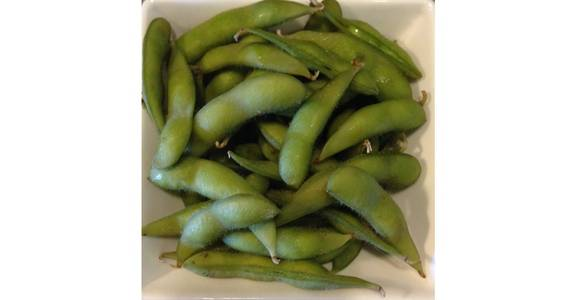 34. Edamame from Oishi Sushi & Grill in Walnut Creek, CA