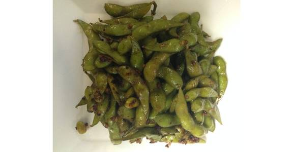 35. Garlic Edamame from Oishi Sushi & Grill in Walnut Creek, CA