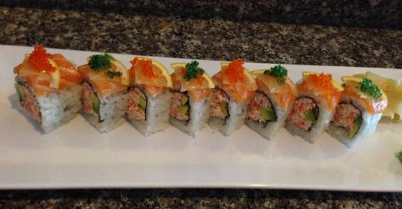 79. 49er's Roll from Oishi Sushi & Grill in Walnut Creek, CA