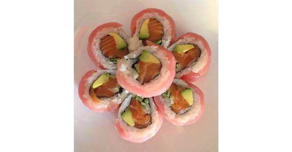 83. Cherry Blossom Roll (8 Pcs) from Oishi Sushi & Grill in Walnut Creek, CA