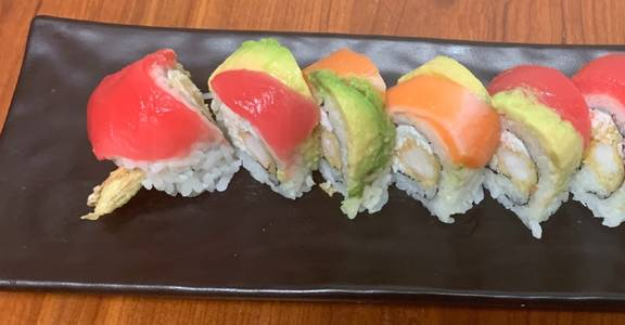 85. Golden Gate Roll (8 Pcs) from Oishi Sushi & Grill in Walnut Creek, CA