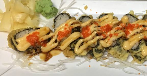 88. Las Vegas Roll (10 Pcs) from Oishi Sushi & Grill in Walnut Creek, CA