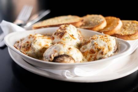 Mushrooms Italiano (Dinner) from Paisano's Ristorante - Lawrence in Lawrence, KS
