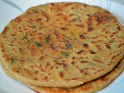 Aloo Paratha from Pariwaar Delights in Jersey City, NJ