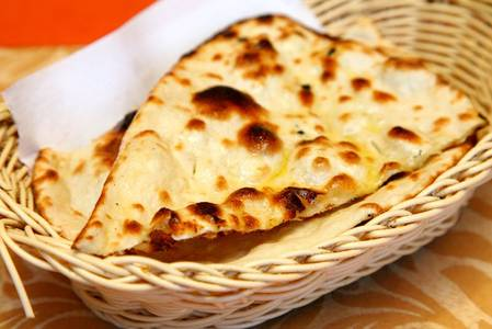 Butter Naan from Pariwaar Delights in Jersey City, NJ