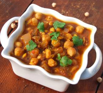 Chana Masala from Pariwaar Delights in Jersey City, NJ