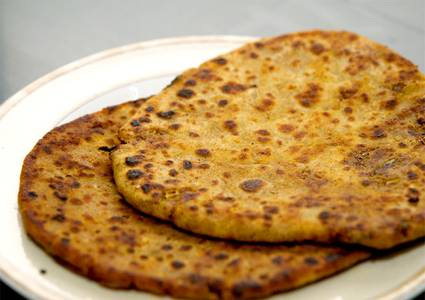 Chicken Paratha from Pariwaar Delights in Jersey City, NJ