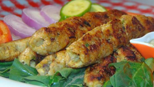 Chicken Seekh Kabab from Pariwaar Delights in Jersey City, NJ