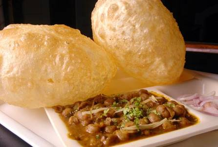Chole Puri from Pariwaar Delights in Jersey City, NJ
