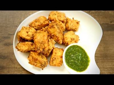 Fish Pakoda from Pariwaar Delights in Jersey City, NJ