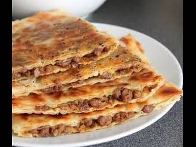 Keema Paratha from Pariwaar Delights in Jersey City, NJ