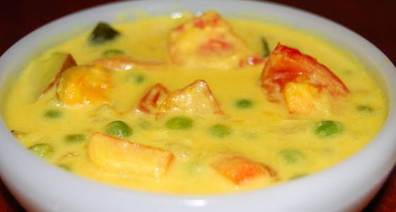 Moilee (Veg) from Pariwaar Delights in Jersey City, NJ