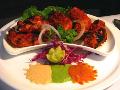 Tandoori Chicken from Pariwaar Delights in Jersey City, NJ