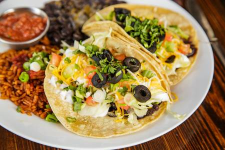 Pasqual's Taco Dinner from Pasqual's Cantina - East Wash in Madison, WI